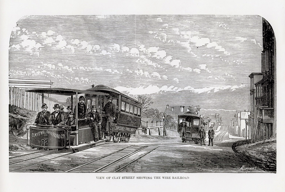 scripophily California Street Cable Railroad page