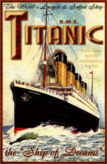 alles zur titanic
